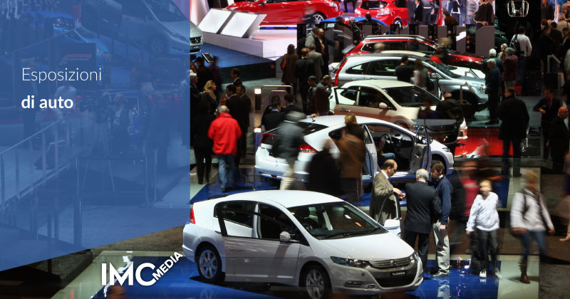 Esposizioni di auto