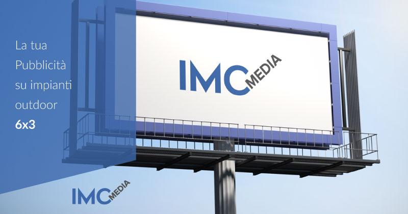 La tua pubblicità su impianti outdoor 6×3